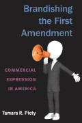 Brandishing the First Amendment Cover