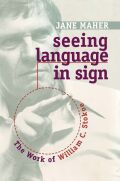 Seeing Language in Sign Cover