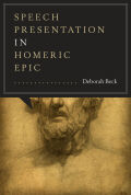 Speech Presentation in Homeric Epic cover