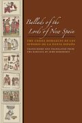 Ballads of the Lords of New Spain Cover