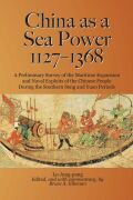 China as a Sea Power, 1127-1368 Cover