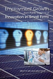 Employment Growth from Public Support of Innovation in Small Firms
