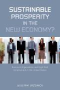 Sustainable Prosperity in the New Economy? Cover