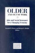 Older and Out of Work cover