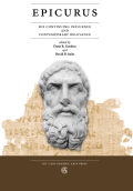 Epicurus: His Continuing Influence and Contemporary Relevance