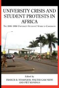 University Crisis and Student Protests in Africa Cover