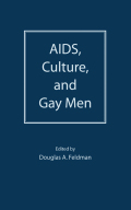 AIDS, Culture, and Gay Men Cover