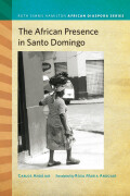 The African Presence in Santo Domingo Cover