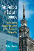 Tax Politics in Eastern Europe cover