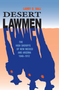 Desert Lawmen Cover