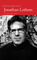 Conversations with Jonathan Lethem cover