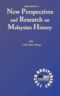 New Perspectives and Research on Malaysian History Cover