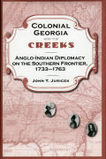 Colonial Georgia and the Creeks Cover