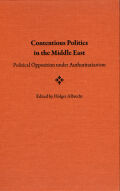 Contentious Politics in the Middle East: Political Opposition under Authoritarianism