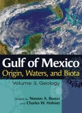 Gulf of Mexico Origin, Waters, and Biota: Volume III, Geology