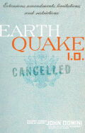 Earthquake I.D. cover