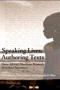 Speaking Lives, Authoring Texts