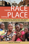Learning Race, Learning Place Cover