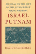 An Essay on the Life of the Honourable Major-General Israel Putnam Cover