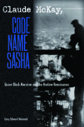 Claude McKay, Code Name Sasha Cover
