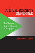 A Civil Society Deferred Cover