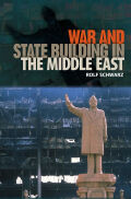 War and State Building in the Middle East Cover