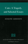 Cato: A Tragedy and Selected Essays Cover