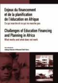Challenges of Education Financing and Planning in Africa: What Works and What Does Not Work Cover