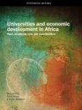 Universities and Economic Development in Africa cover