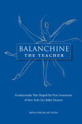 Balanchine the Teacher Cover