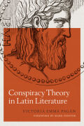 Conspiracy Theory in Latin Literature Cover