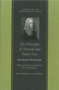 The Principles of Natural and Politic Law Cover