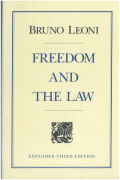 Freedom and the Law Cover