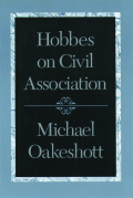 Hobbes on Civil Association Cover