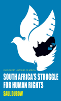 South Africa's Struggle for Human Rights Cover