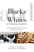 Blacks and Whites in Christian America cover