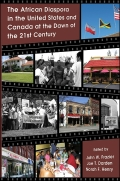 African Diaspora in the United States and Canada at the Dawn of the 21st Century, The Cover