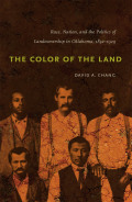 The Color of the Land cover