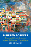 Blurred Borders Cover