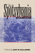 The Spotsylvania Campaign Cover