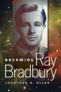 Becoming Ray Bradbury Cover