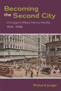 Becoming the Second City Cover