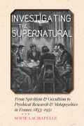 Investigating the Supernatural cover