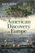 The American Discovery of Europe Cover