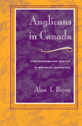 Anglicans in Canada Cover