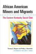 African American Miners and Migrants Cover