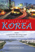 A History of Korea Cover