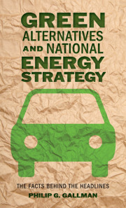 Green Alternatives and National Energy Strategy