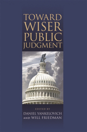 Toward Wiser Public Judgment