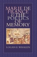 Marie de France and the Poetics of Memory cover